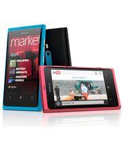 Nokia Lumia 800 Cyan + záložní zdroj Nokia DC-16 ZDARMA