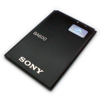 Sony baterie BA600 pro Xperia U, Li-Ion, 1290mAh, eko-balení