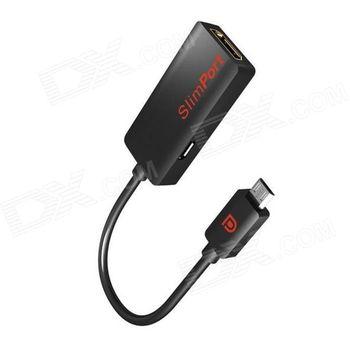 DE Slimport adaptér, HDMI - Micro USB, 260262