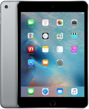 Apple iPad mini 4 Wi-Fi Cellular 128GB šedý