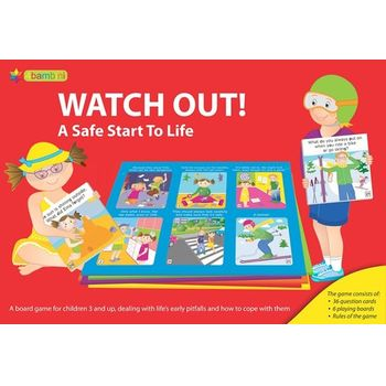 Hra Watch out! A Safe Start to Life (En)