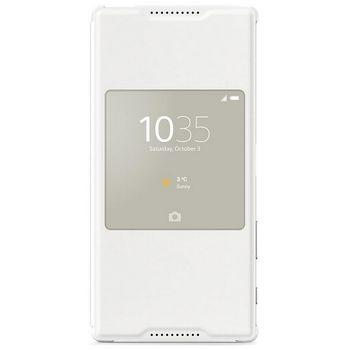 Sony pouzdro Smart Cover SCR46 pro Xperia Z5 Premium, bílé