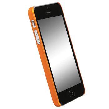Krusell hard case - ColorCover - Apple iPhone 5  (oranžová)