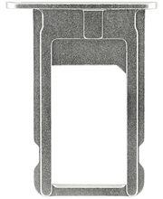 Náhradní díl držák SIM karty pro Apple iPhone 6 Plus 5.5, stříbrný