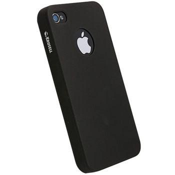 Krusell hard case - ColorCover - Apple iPhone 4/iPhone 4S (černá)