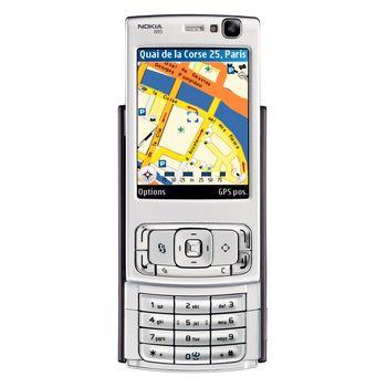 Nokia N95 Brown
