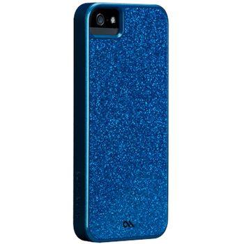 Case Mate Glam pro Apple iPhone 5 - modrá