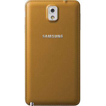 Samsung zadní kryt ET-BN900SY pro Galaxy Note 3, žlutý