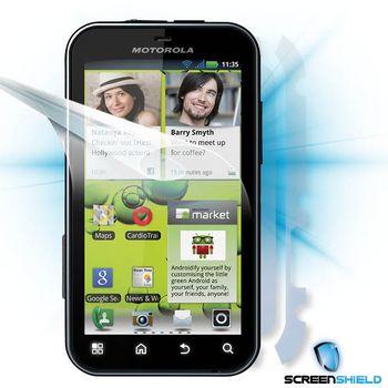 Fólie ScreenShield Motorola Defy+ - celé tělo
