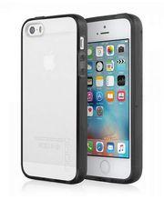 Incipio ochranný kryt Octane Pure Case pro iPhone SE/5S/5, černý/čirý