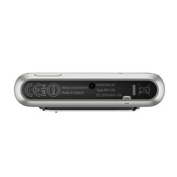Nokia N8 Silver White + kapacitní stylus s propisovací tužkou
