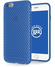 AndMesh ochranný kryt pro Apple iPhone 6/6s, modrý