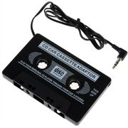 Kazeta - Jack 3,5mm adaptér pro telefon, AUX, MP3 do auta (car tape adapter)