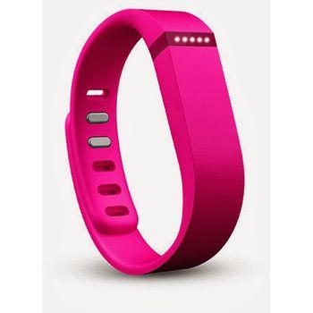 Fitbit Flex monitor denní aktivity - růžová