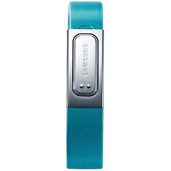 Samsung náramek S Health (velký) EI-HA10LNC pro Galaxy S4 (i9505), modrý