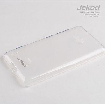 Jekod TPU silikonový kryt Nokia Lumia 720, bílá