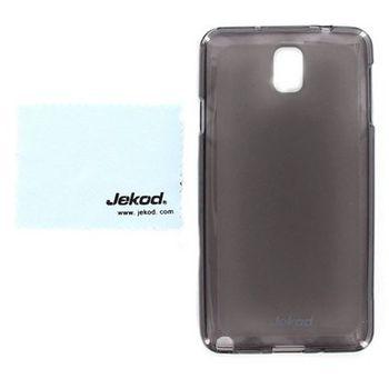 Jekod TPU silikonový kryt S7710 Galaxy Xcover 2, černá