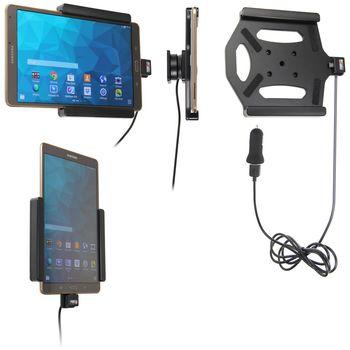 Brodit držák do auta na Samsung Galaxy Tab S2 8.0 s nabíjením  z cig. zapalovače/USB