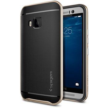 Spigen pouzdro Neo Hybrid pro HTC One M9, zlatá