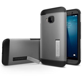 Spigen pouzdro Slim Armor pro HTC One M9, šedá