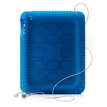 Belkin iPad2 ochranný kryt Bubble Wrap, modrý (F8N611cwC01)