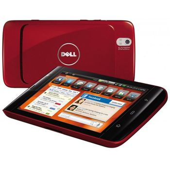 Dell Streak Mini červený