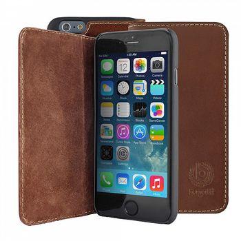 Bugatti BookCover Oslo pro Apple iPhone 6 4.7, hnědá