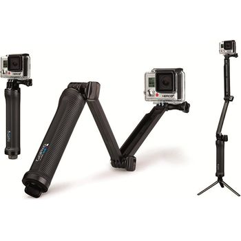GoPro držák 3v1, 3-Way Grip   Arm   Tripod
