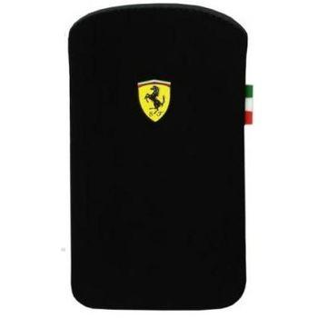 Ferrari Scuderia V1 pouzdro pro iPhone 3G/4, černé