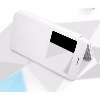 Nillkin Sparkle S-View Pouzdro pro Samsung J500 Galaxy J5, bílý