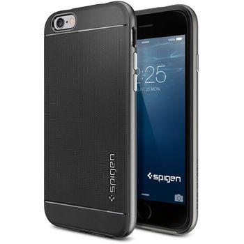 Spigen pouzdro Neo Hybrid pro iPhone 6, šedá