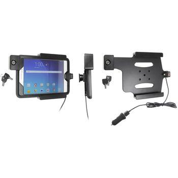 Brodit držák do auta na Samsung Galaxy Tab A 8.0 v pouzdru Otterbox Defender, s nabíjením z CL/USB