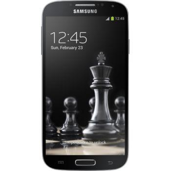Samsung GALAXY S4 i9505 Black edition, zadní kryt imitace kůže - rozbaleno, záruka 24 měs.
