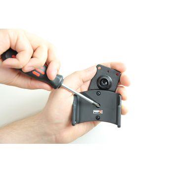 Brodit držák do auta pro BlackBerry Q10 bez nabíjení + adaptér pro snadné odebrání držáku z proclipu