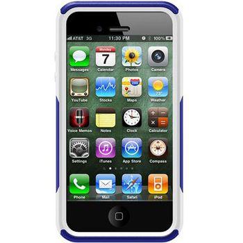 Otterbox - Apple iPhone 4/4S Commuter - modrá