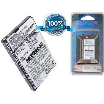 Baterie (ekv. XMH3) pro pro Dell Mini Streak 5, Li-ion 3,7V 1530mAh