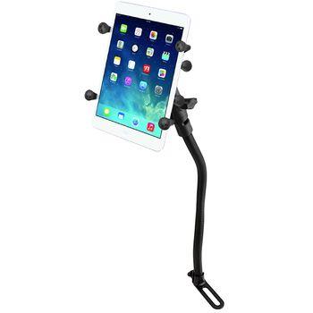 """RAM Mounts univerzální držák na tablet  7"""" až 8"""" do auta s úchytem na patu sedadla spolujezdce, X-Grip, sestava RAM-B-316-1-UN8U"""