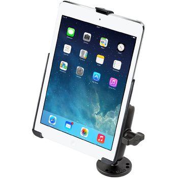 RAM Mounts držák na iPad Air do auta na palubní desku, skútr, atd. na šroubky nebo vruty, AMPS, sestava RAM-B-138-AP17U