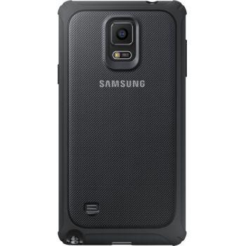 Samsung ochranný zadní kryt EF-PN910BS pro Galaxy Note 4 (N910), stříbrný