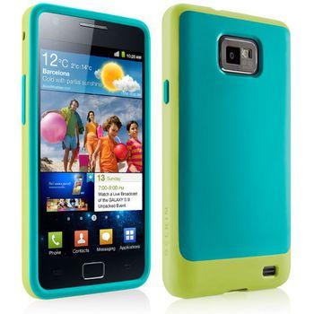 Belkin trendové pouzdro Essential 031 pro Samsung Galaxy S2, modré (F8M222cwC01)