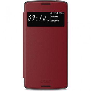 Acer flipové pouzdro pro Liquid E700, červená