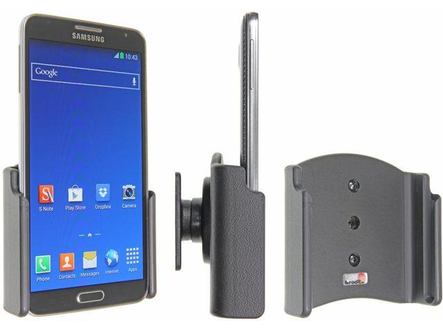 obsah balení Brodit držák do auta pro Samsung Galaxy Note 3 Neo bez nabíjení