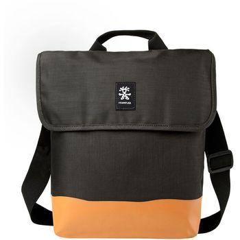 Crumpler Private Surprise Sling nylonová taška pro nový iPad - černá/oranžová