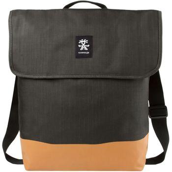 """Crumpler Private Surprise Sling 13"""" nylonová taška - černá/oranžová"""