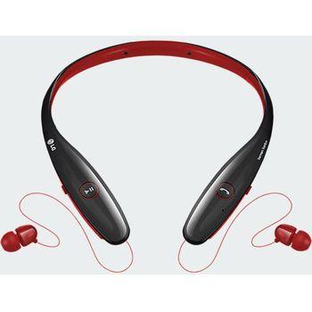 LG Bluetooth Stereo Headset HBS-900 Tone Infinim, červená