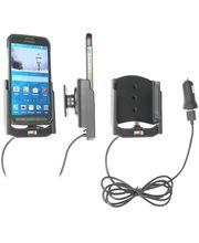 Brodit držák do auta na Samsung Galaxy S5 Active bez pouzdra, s nabíjením z cig. zapalovače/USB