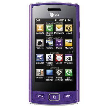 LG GM360 Viewty Snap Dark Purple