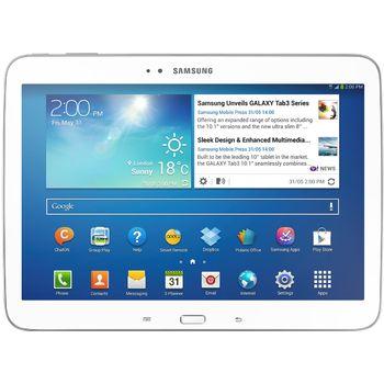 Samsung GALAXY Tab 3 10.1 P5200 Wi-Fi + 3G 16 GB, bílá