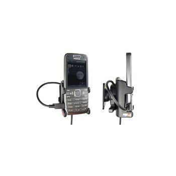 Brodit držák do auta pro Nokia E52 se skrytým nabíjením v palubní desce