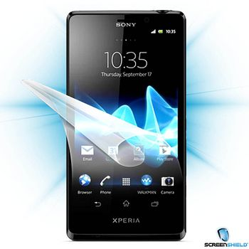 Fólie ScreenShield Sony Xperia T - displej